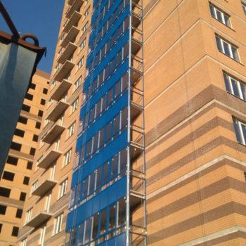 Балкон из композита